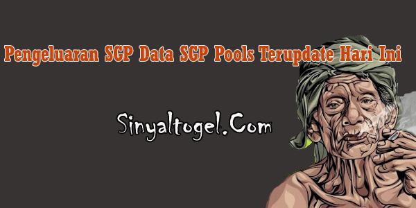 Pengeluaran SGP Data SGP Pools Terupdate Hari Ini