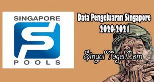 Data Pengeluaran Singapore 2020-2021
