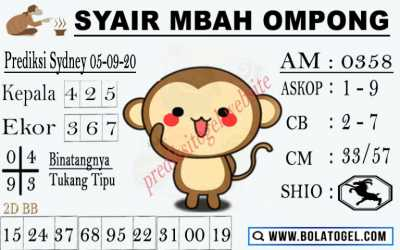 syair-togel-sydney-05-september-2020